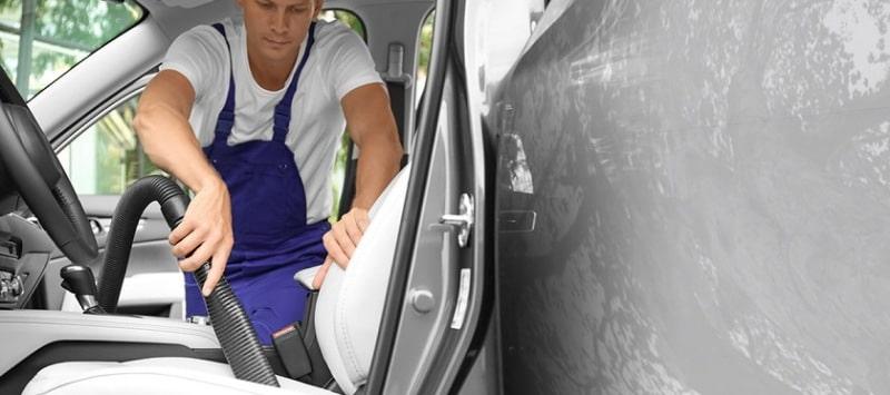 Servicio de Lavado y desinfección de auto